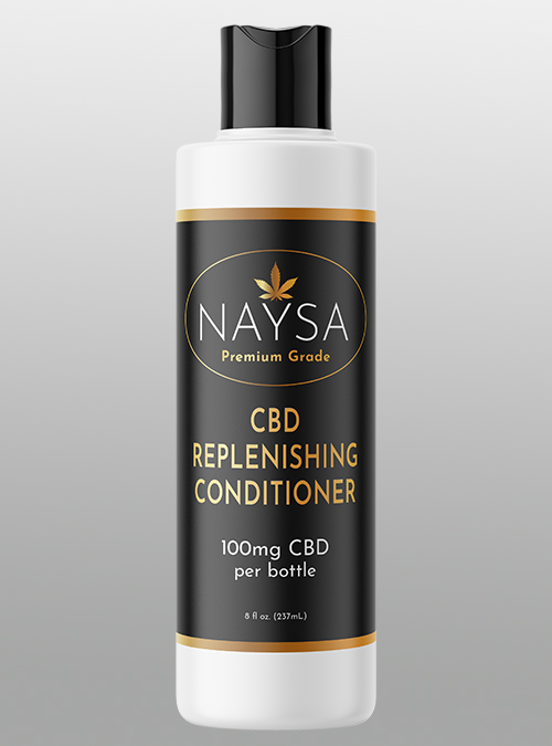 cbd for Hair Care - Replenishing Conditioner