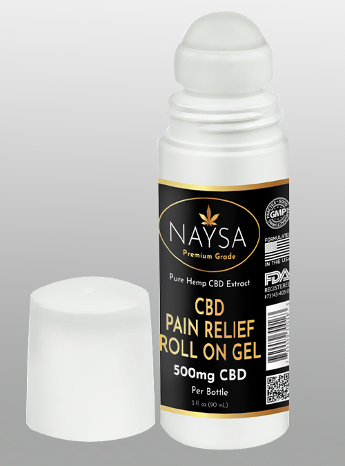 cbd - OTC Pain Relief Roll On