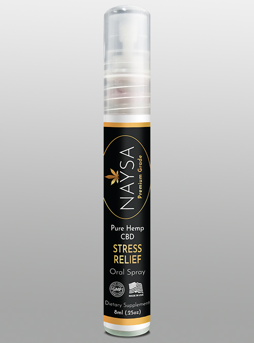 cbd Oral Sprays - Stress Relief