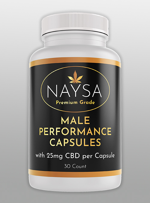 Male Performance CBD Capsules