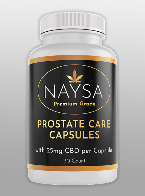Prostate Support CBD Capsules