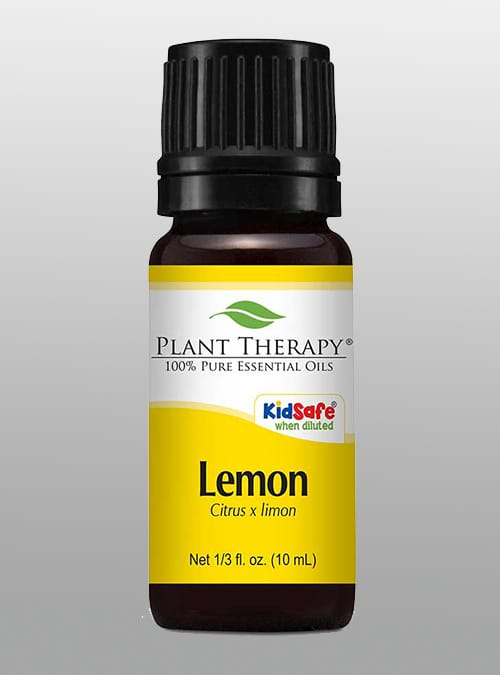 Lemon Essential Oil Therapy - Herbane Health