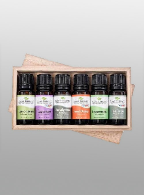 Breathe Easy Set Essential Oils