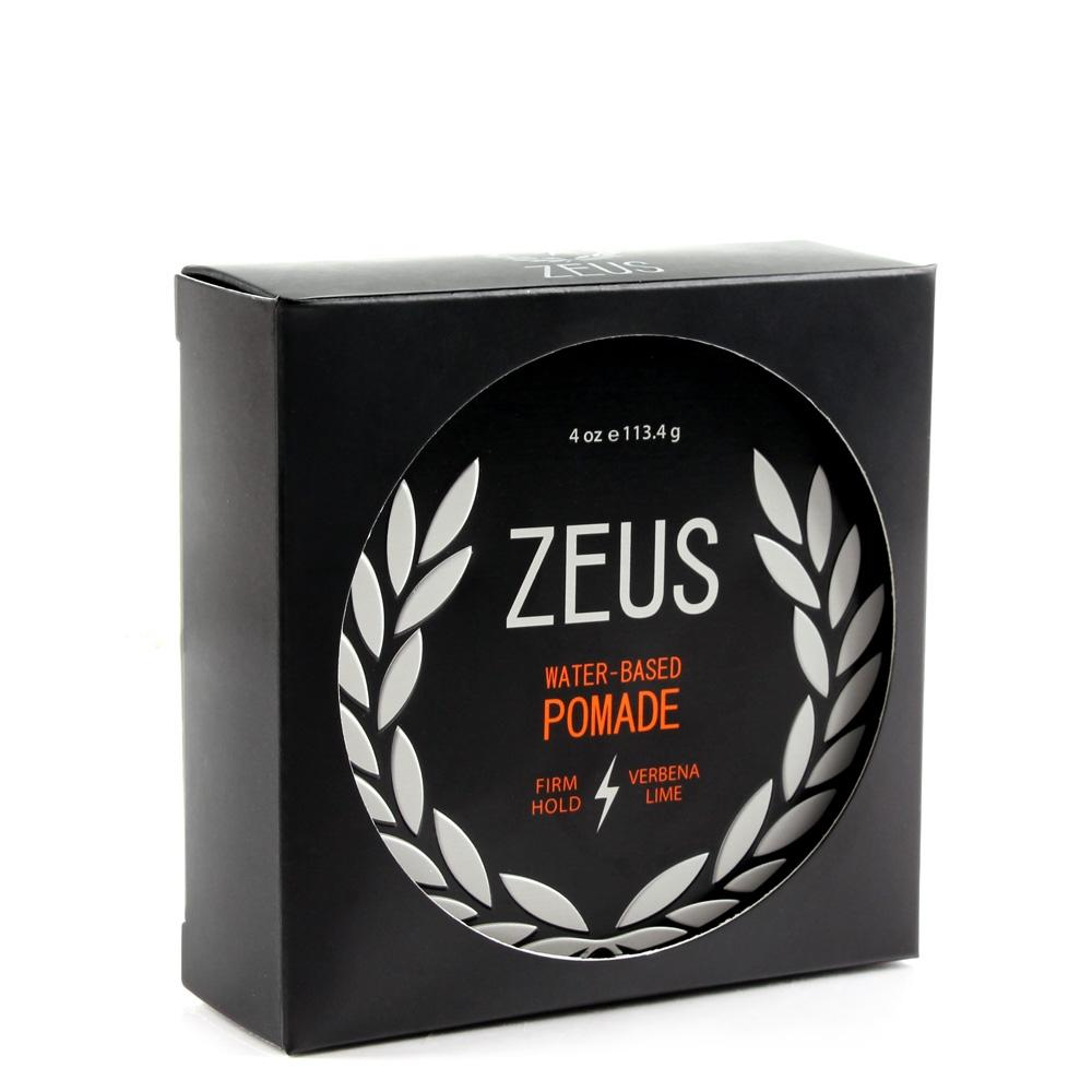 Hair pomade Firm Hold Zeus Verbena Lime - Herbane