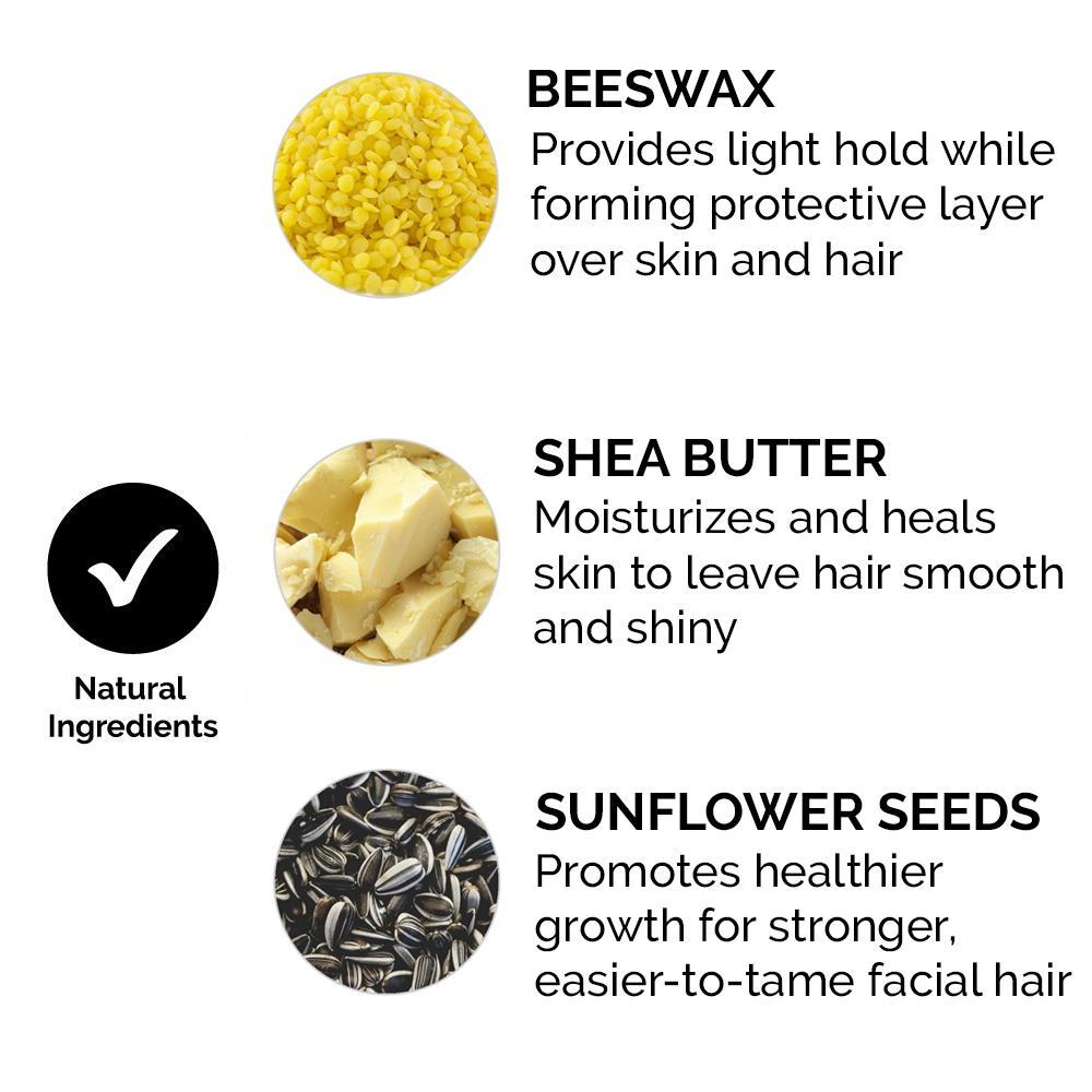 beard balm conditioner ingredients - zeus - Herbane Health