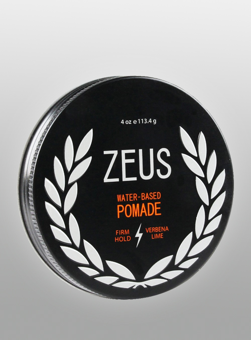 Hair pomade Firm Hold Zeus - Herbane