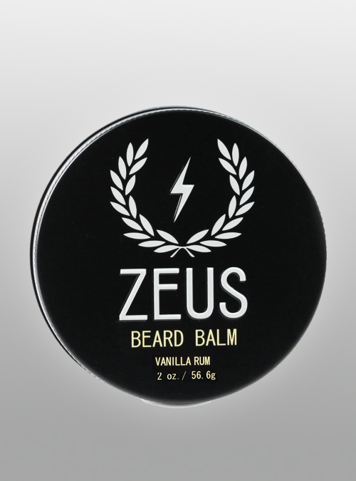 beard balm conditioner - vanilla - zeus - Herbane Health